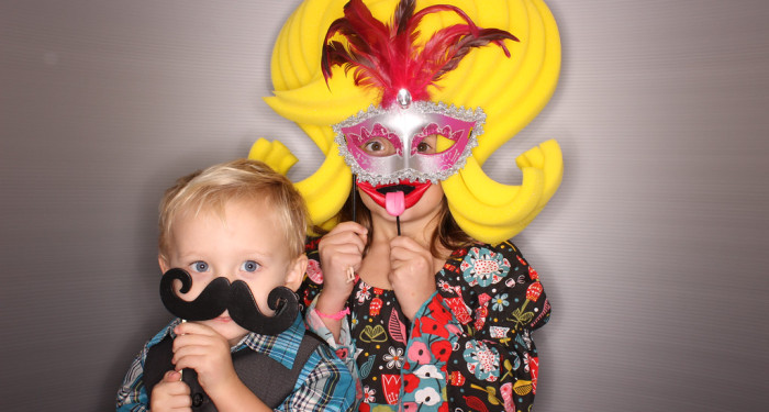 photo booths for kids