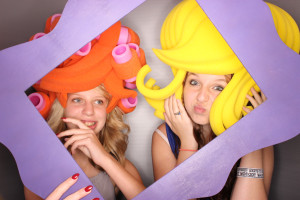 photo booth rental for mitzvahs