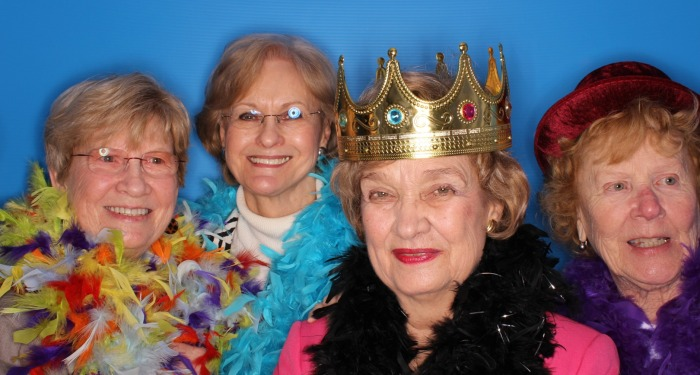 birthday photo booths