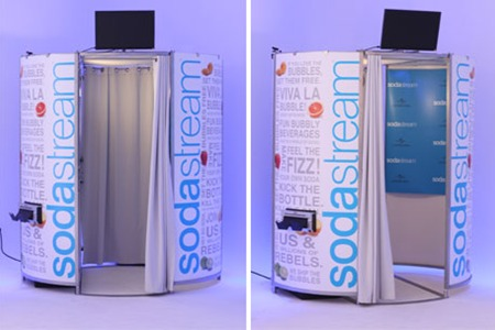 corporate event photo booth rental