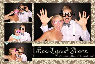 wedding photo booth memphis